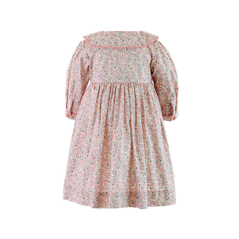 Daisy Button Front Dress & Bloomer