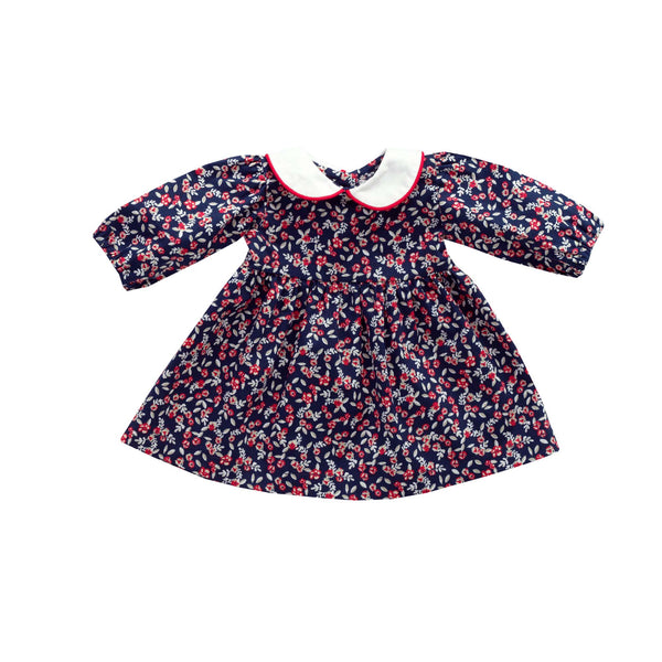 Dolly Winter Floral Dress