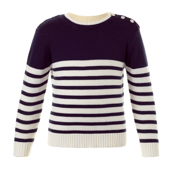 Breton Striped Sweater