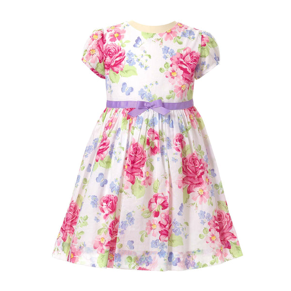 English Rose Dress