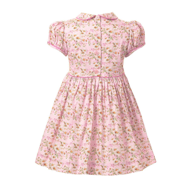 Daisy Smocked Dress