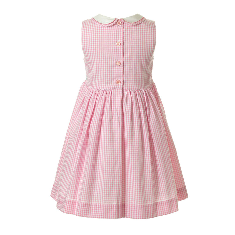 Flamingo Smocked Dress