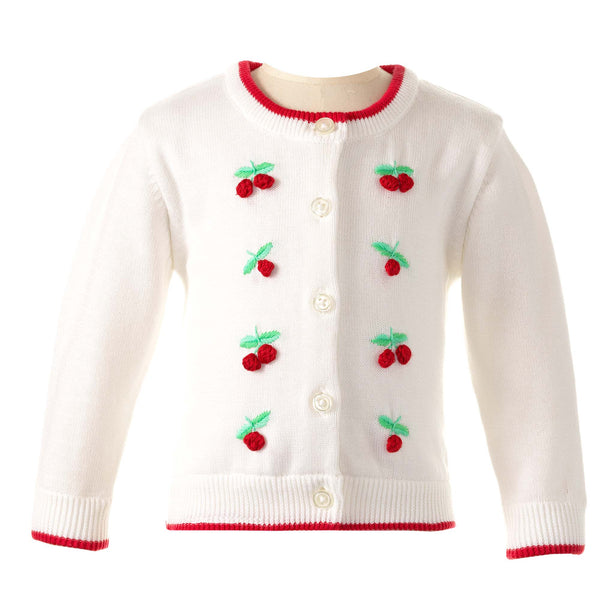 sweater, cardigan sweater, button down cardigan, button down sweater, soft, cozy, hand embroidered