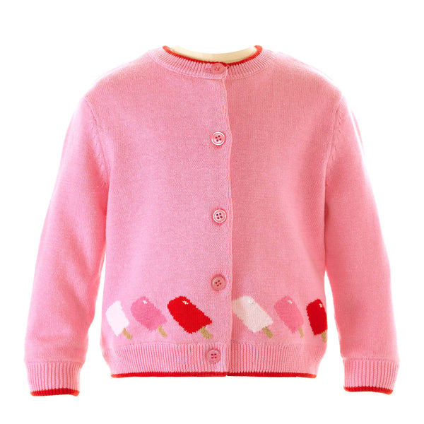 Ice Lolly Intarsia Cardigan