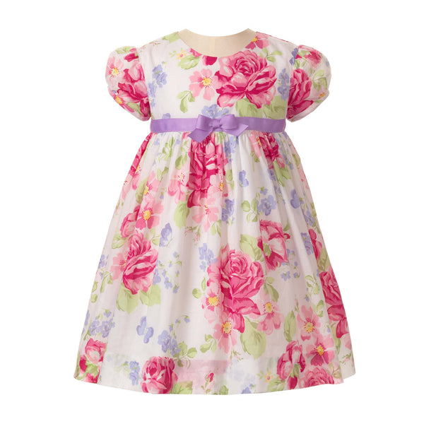 English Rose Dress & Bloomer