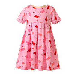 Ice Lolly Jersey Dress