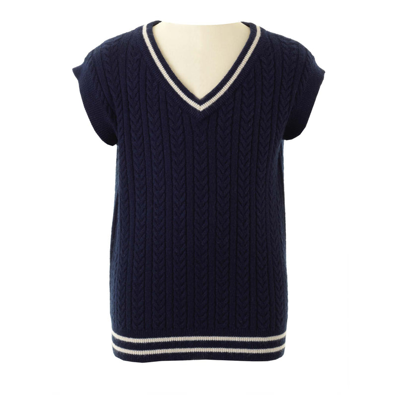 Cable Knit Tank Top