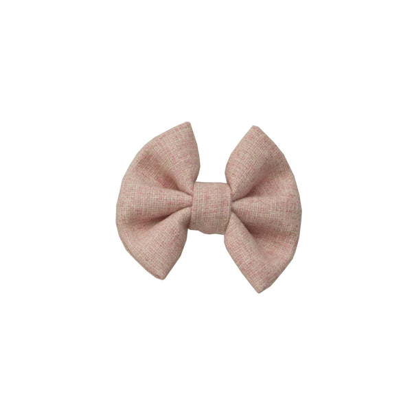 Tweed Hairbow