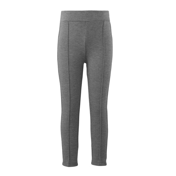 Girls Grey Comfy Stretch Winter Ski Pants