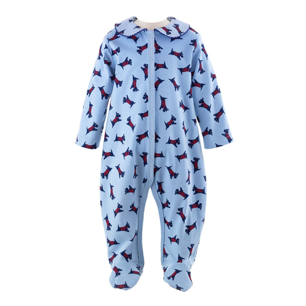 Scottie Dog Babygro