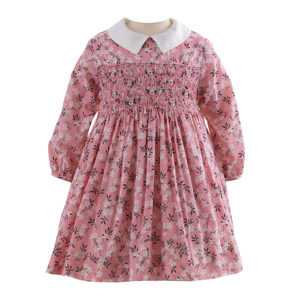 Blossom Smocked Dress & Bloomers