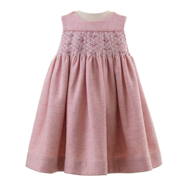 Rosebud Smocked Dress