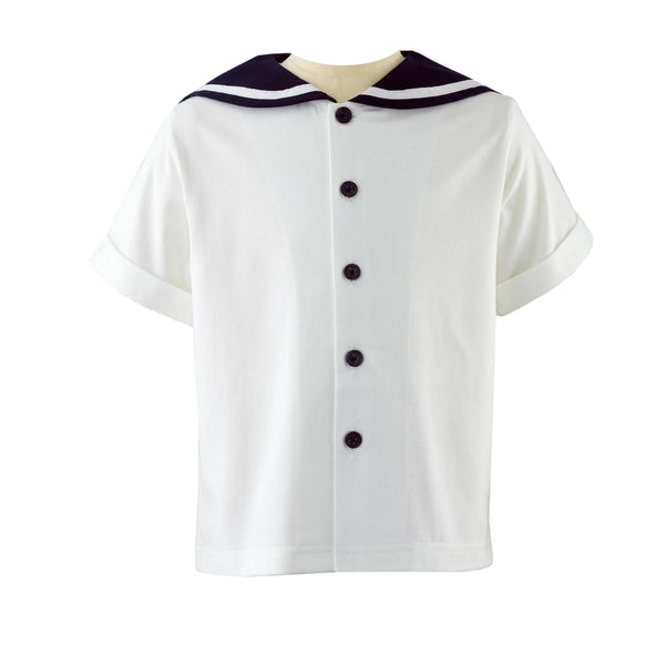 Jersey Sailor Shirt
