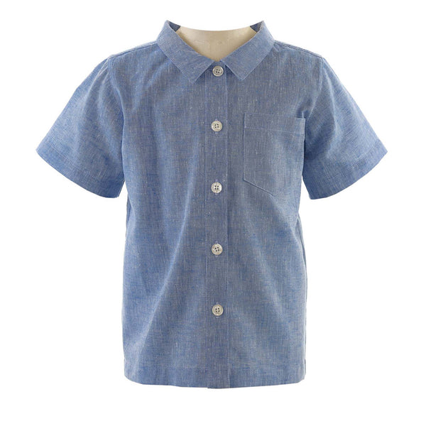 Chambray Pocket Shirt