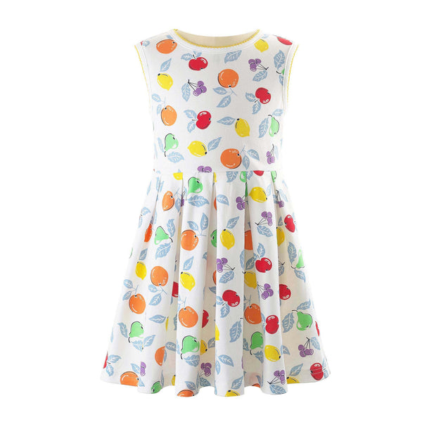 Tutti Frutti Jersey Dress
