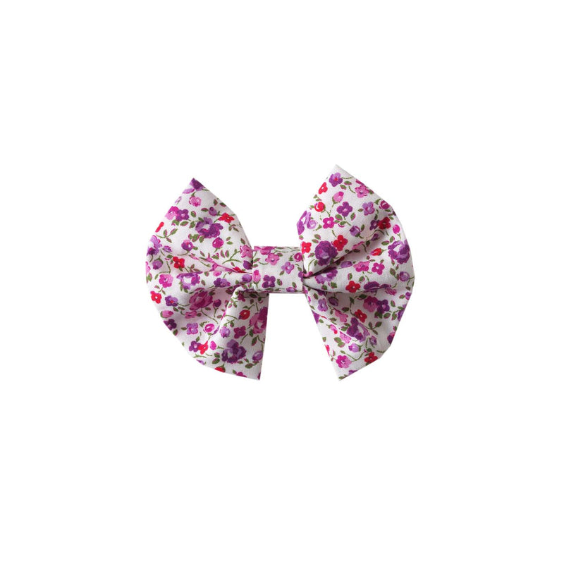 Ditsy Floral Hairbow