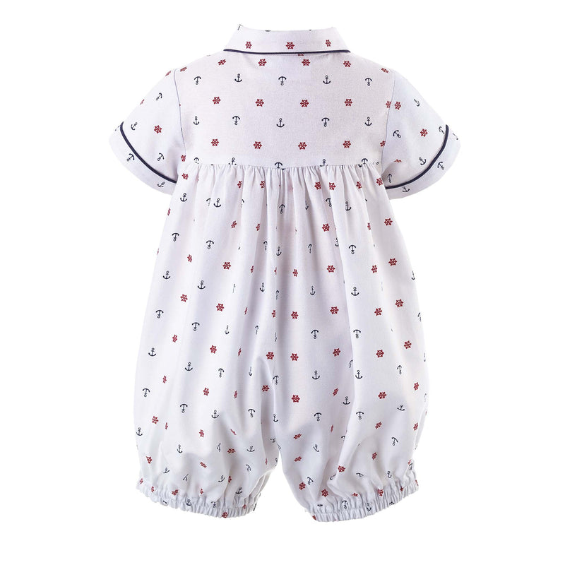 Nautical Babysuit