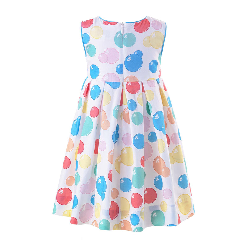 Bubble Pleated Dress & Bloomer