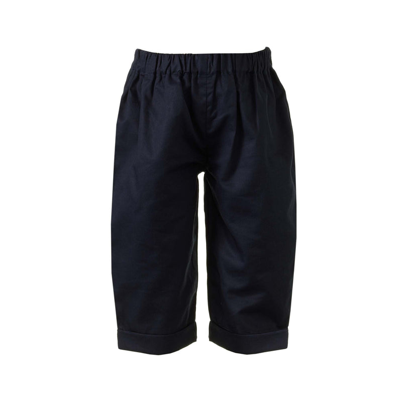Navy Pull-on Trousers
