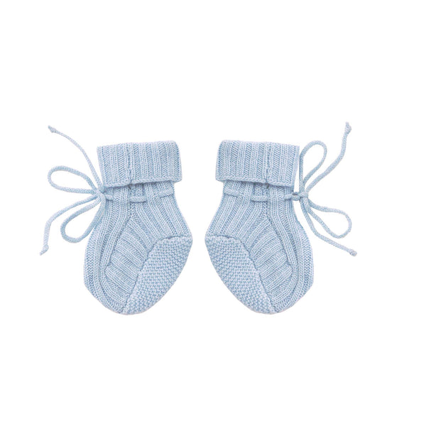 Cashmere Bootees