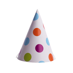 Polka Dot Party Hat