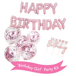 'Birthday Girl' Party Kit