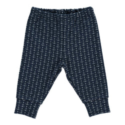 Anchor Jacquard Trousers