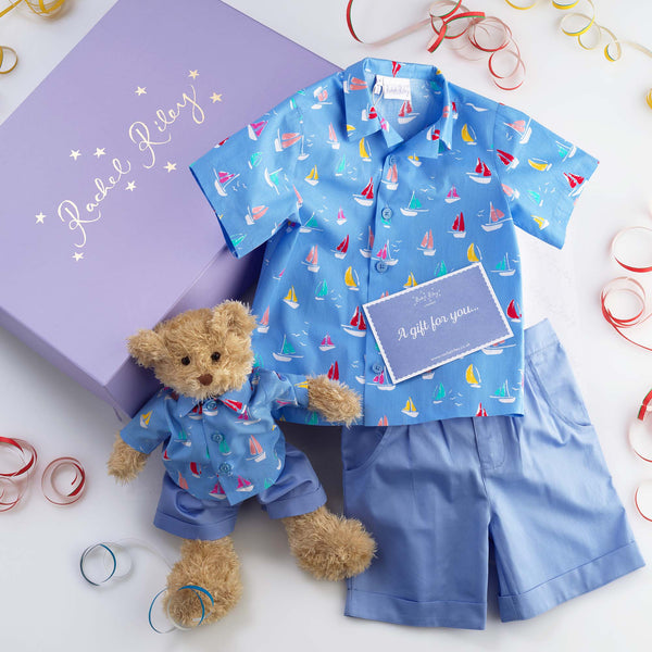 Match With Teddy Gift Box