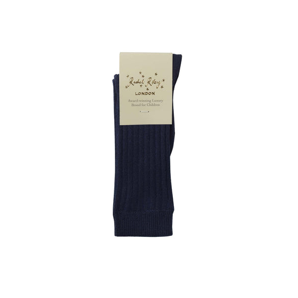 Knee Socks Navy