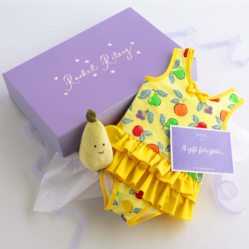 Tutti Frutti Swimsuit Gift Set