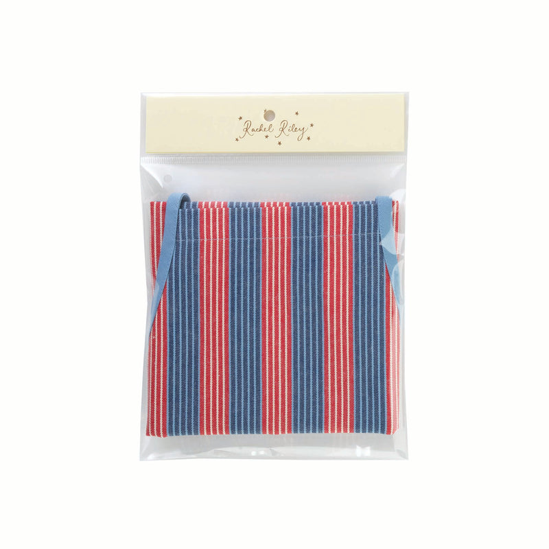 Child's Striped Apron