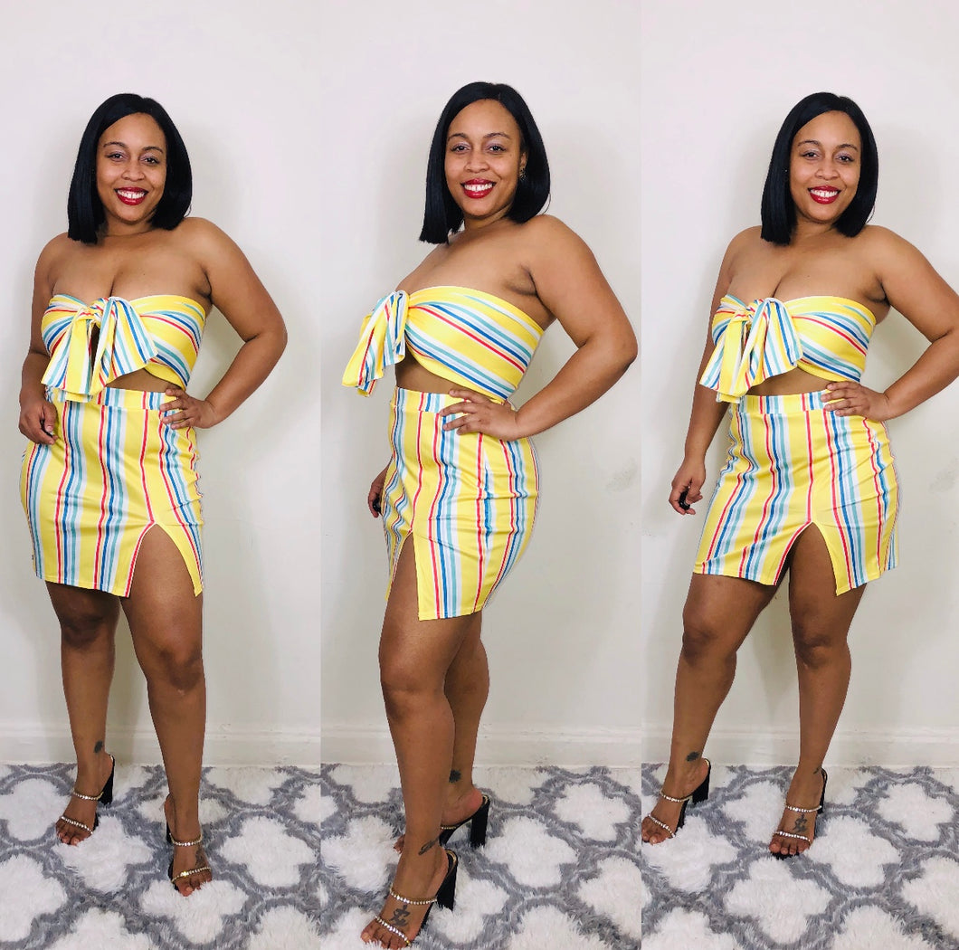 "The ""Summer Lovin"" 2 pc set"