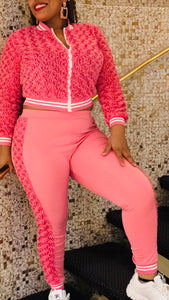 BARBIE GIRL TRACKSUIT