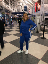"Load image into Gallery viewer, The ""TRUE BLUE"" Tracksuit 💙💙"