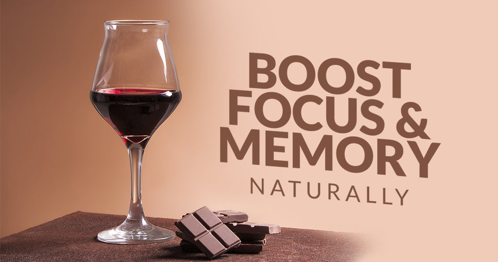 What Is a Natural Way to Boost Focus and Memory?