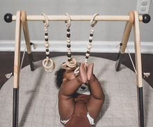 PINK QUARTZ bb gym + hanging toys