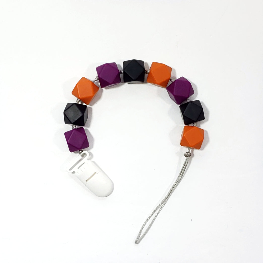 PLUM, BLACK + PUMPKIN fern