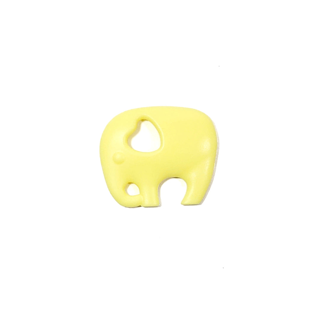 BUTTER YELLOW elephant
