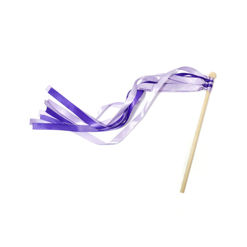 CUSTOM ribbon wand