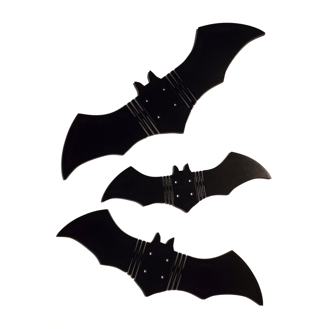 FLYING BATS decor