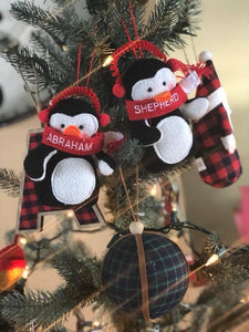 penguins from the ttts grief support team grief box
