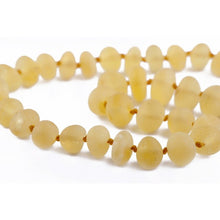 ECOPIGGY raw baltic amber necklace