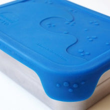 ECOLUNCHBOX blue water bento splash box