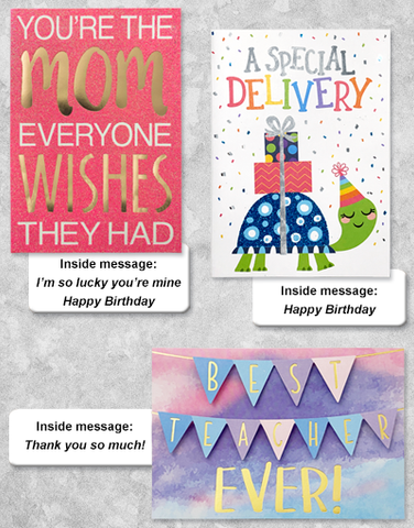 Kids Greeting Card Collection
