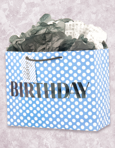 Mixed Birthday Bag (Market) Gift Bags
