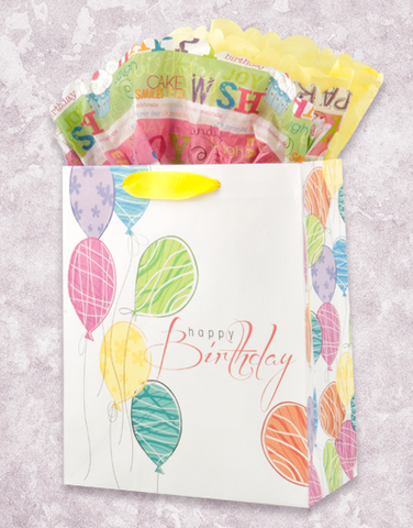 Balloon Dreams (Garden) Gift Bags
