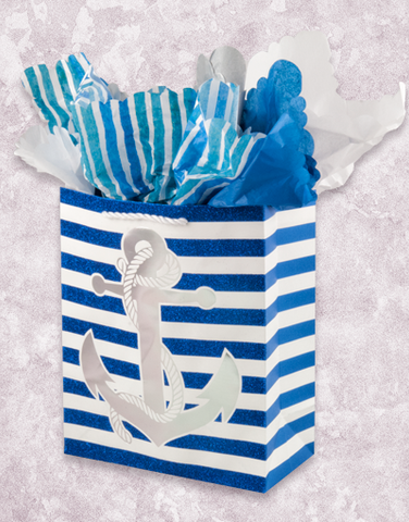 Rope and Anchor (Garden) Gift Bags