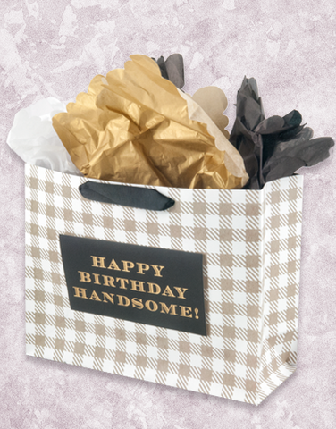 Hey Handsome (Market) Gift Bags