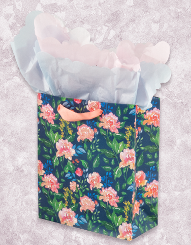 Simple Watercolor Florals (Studio) Gift Bags