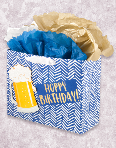 Beer Birthday (Market) Gift Bags